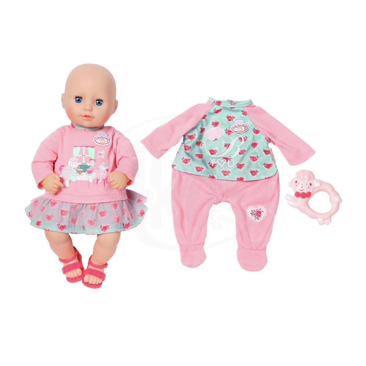 Zapf Creation My First Baby Annabell Panenka s oblečky