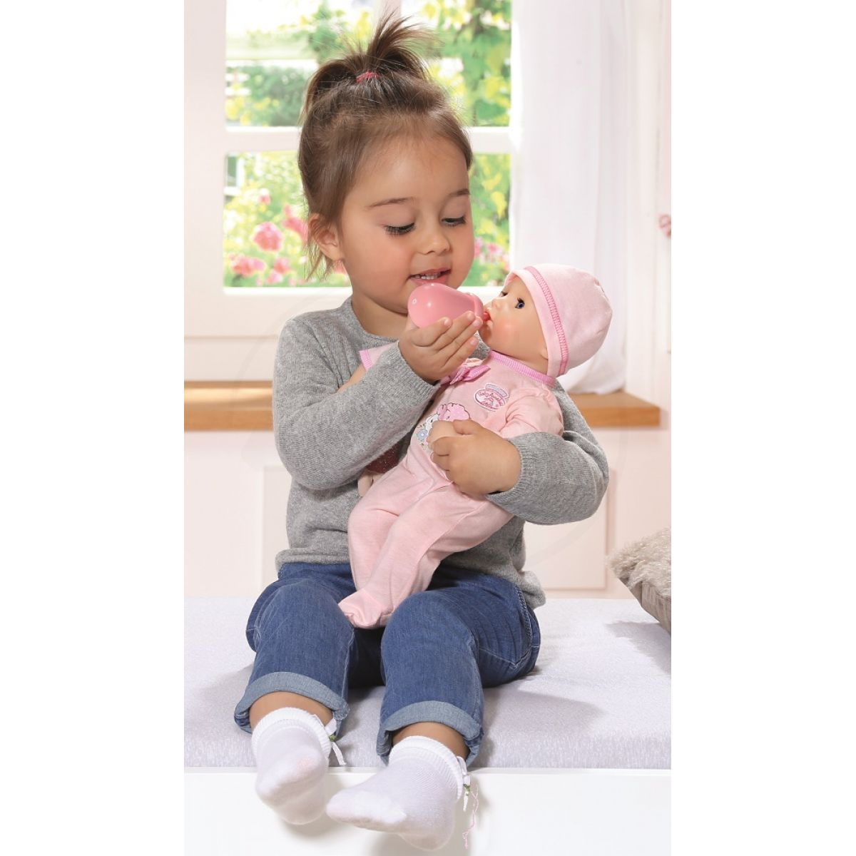 Your baby will enjoy soothing and entertainment from the first weeks of life through several years. At Walmart, we have a large selection of baby toys and entertainment items that'll help your little one interact with their environment.