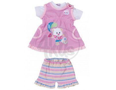 My little Baby Born Oblečení 820209 - Fialová