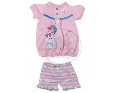 My little Baby Born Oblečení 820209 - Růžová