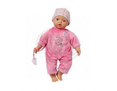BABY born 819968 - my little BABY born®, tmavě růžová, 32 cm