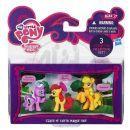 My Little Pony 3 poníci v kolekci - Dazzle Tiara, Apple Bloom, Applejack 2