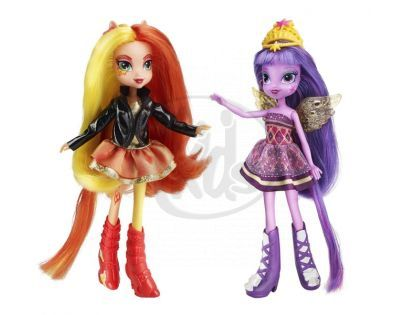 Hasbro A3997 - My Little Pony - Equestria Girls Dvojbalení