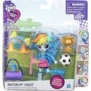 My Little Pony Equestria Girls Minis Malé panenky s doplňky - Rainbow Dash 2