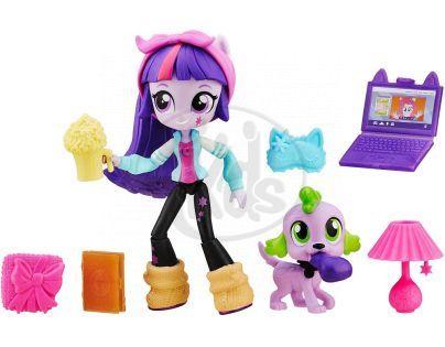 My Little Pony Equestria Girls Minis Malé panenky s doplňky - Twilight Sparkle