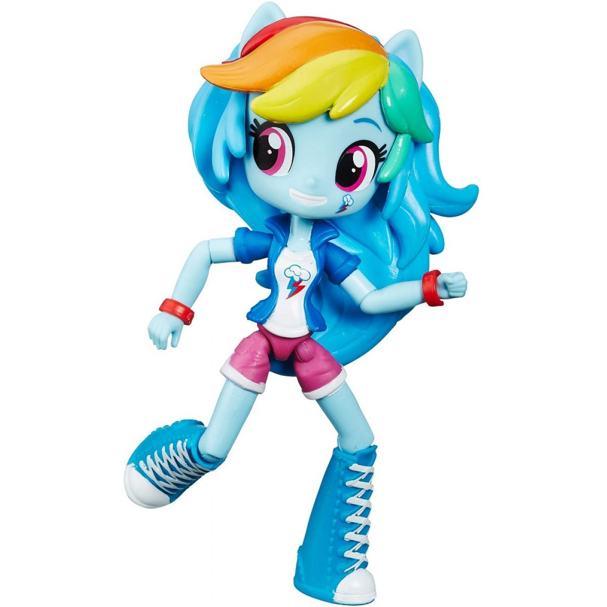 My Little Pony Equestria Girls Minis Malé panenky - Rainbow Dash
