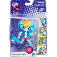 My Little Pony Equestria Girls Minis Malé panenky - Rainbow Dash 2