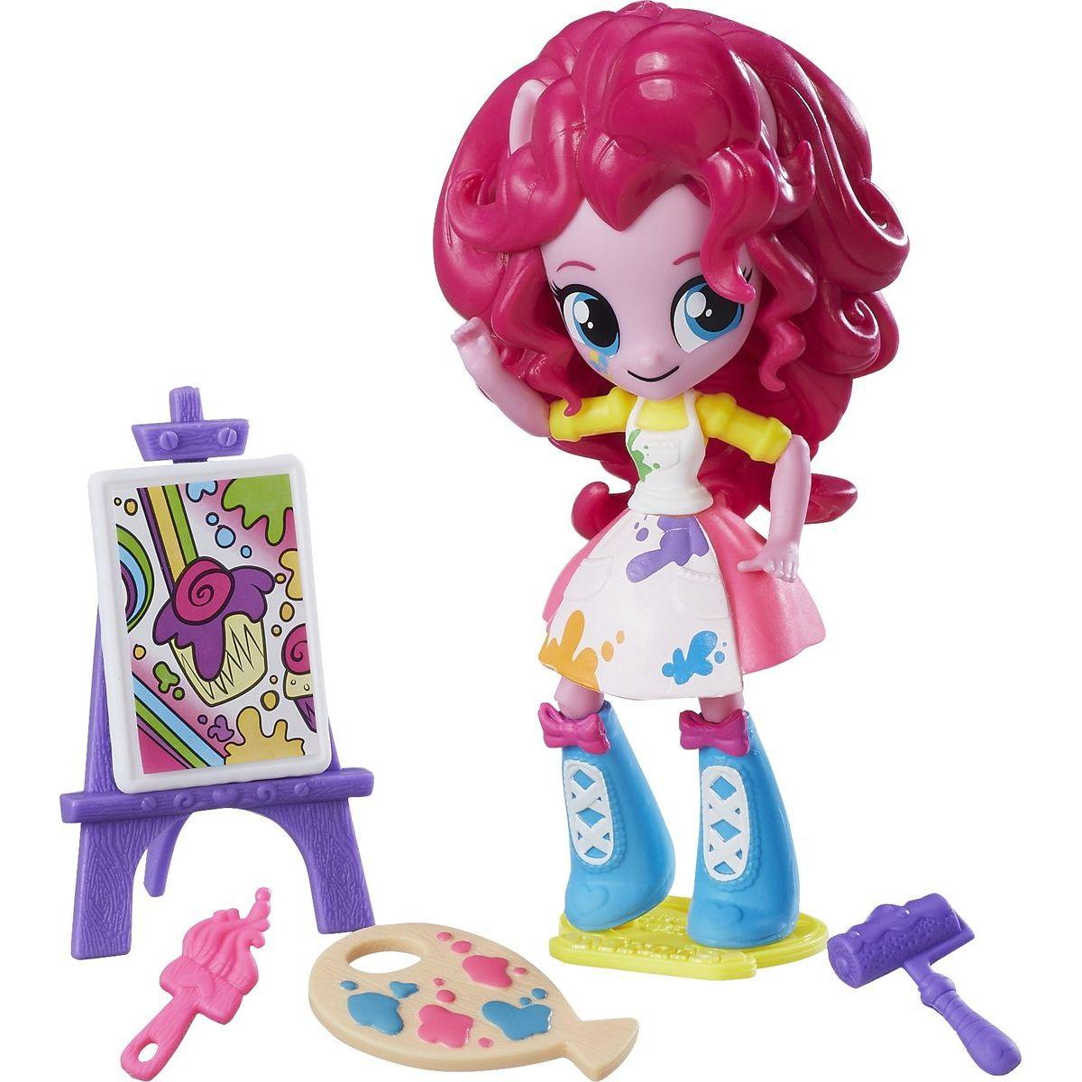 Hasbro My Little Pony Equestria Girls malé panenky s doplňky Pinkie Pie