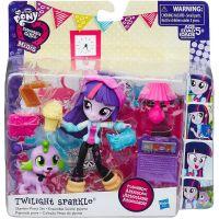 My Little Pony Equestria Girls Minis Malé panenky s doplňky - Twilight Sparkle 3