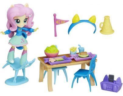 My Little Pony Equestria Girls Minis Tematický hrací set - Fluttershy