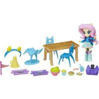 My Little Pony Equestria Girls Minis Tematický hrací set - Fluttershy 2