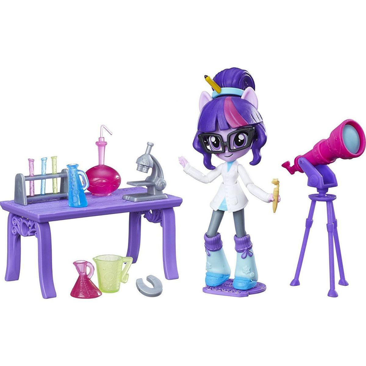 Hasbro My Little Pony Equestria girls tématický hrací set Twilight Sparkle