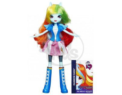 My Little Pony Equestria Girls na každý den - Rainbow Dash