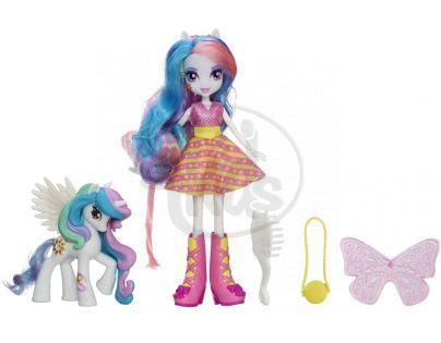 My Little Pony Equestria Girls s poníkem - Celestia
