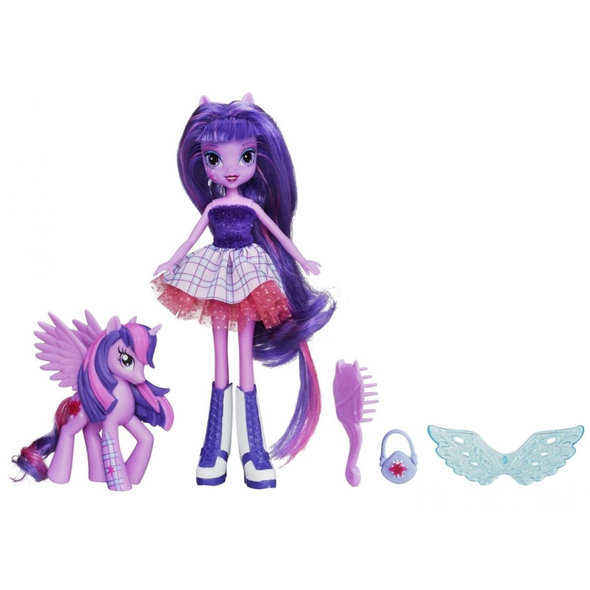 My Little Pony Equestria Girls s poníkem - Twilight Sparkle