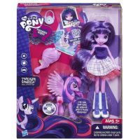 My Little Pony Equestria Girls s poníkem - Twilight Sparkle 3