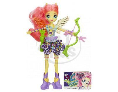 My Little Pony Equestria Girls Sportovní panenky - Fluttershy