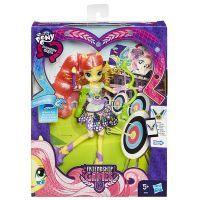 My Little Pony Equestria Girls Sportovní panenky - Fluttershy 2