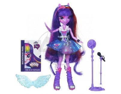 My Little Pony Equestria Girls zpívající panenky - Twilight Sparkle