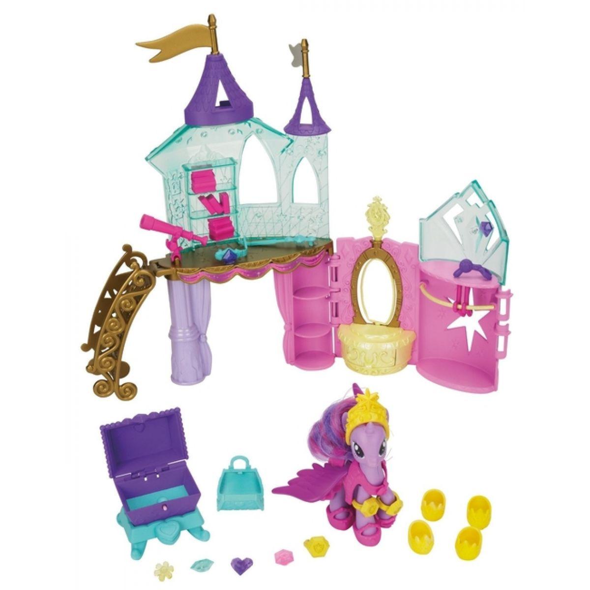 My Little Pony Křišťálový hrací set