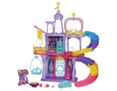 MY LITTLE PONY Palác princezny Twilight Sparkle (A8213)