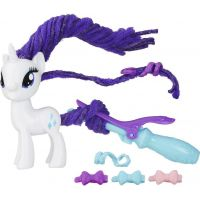 My Little Pony Poník s kadeřnickými doplňky Rarity