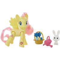 My Little Pony Poník s kamarádem a doplňky - Fluttershy 2