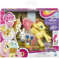 My Little Pony Poník s kamarádem a doplňky - Fluttershy 5