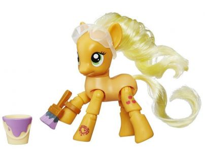 My Little Pony Poník s kloubovými body - Applejack