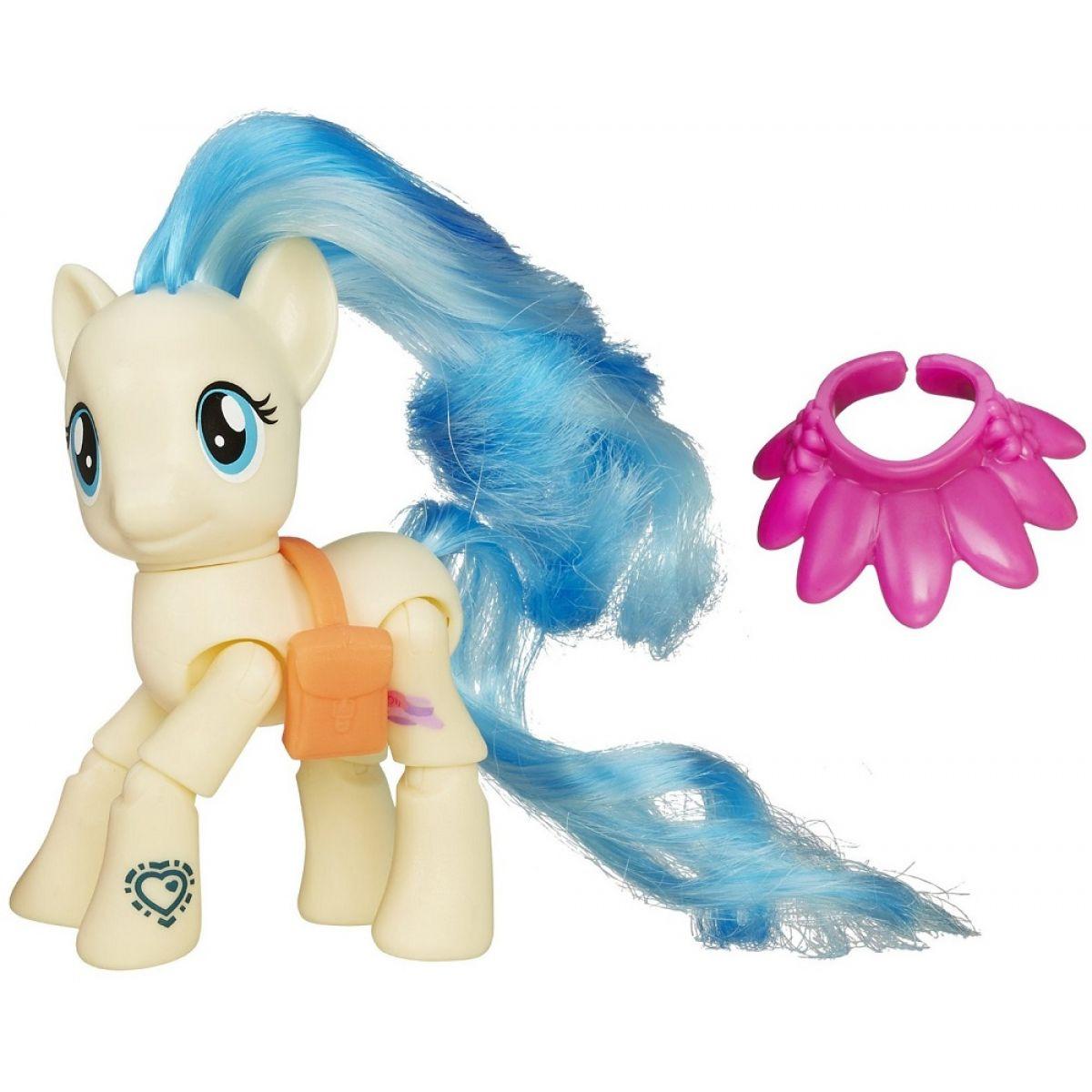 My Little Pony Poník s kloubovými body - Miss Pommel