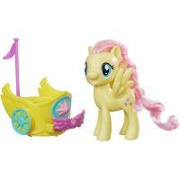My Little Pony Poník s vozíkem Fluttershy