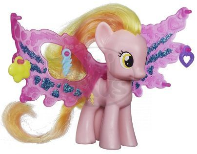 My Little Pony Poník s ozdobenými křídly - Honey Rays
