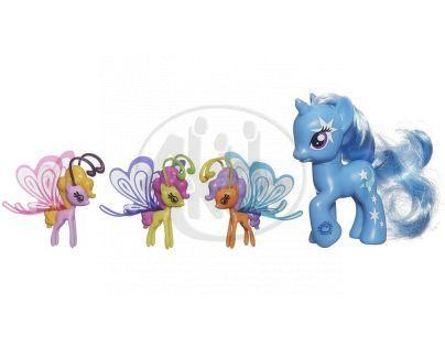 My Little Pony Poník s ozdobenými křídly - Trixie Lulamoon