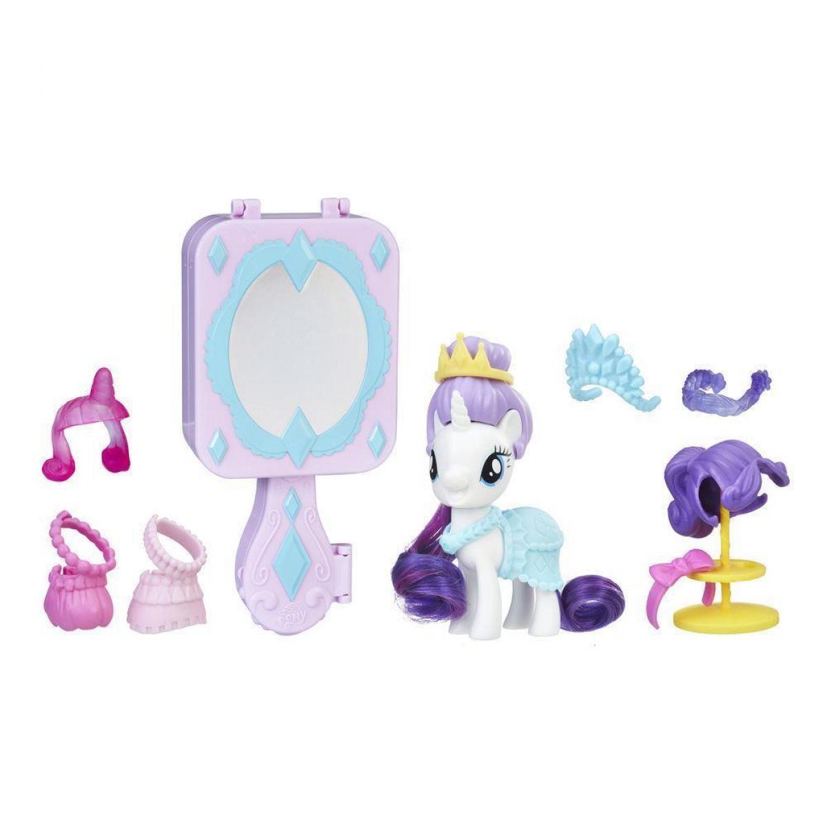 My Little Pony Pony přátelé hrací set zavírací Rarity