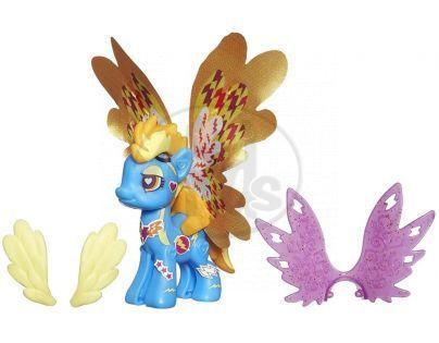 My Little Pony Pop Balení poníků s křídly - Spitfire