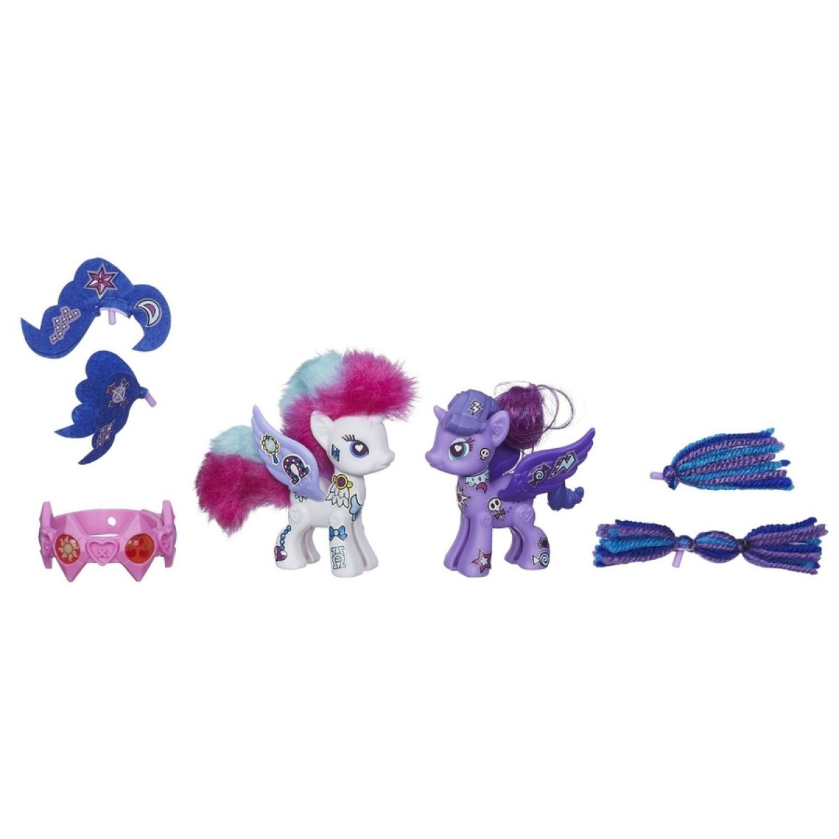 My Little Pony Pop Deluxe Style Kit - Rarity a Princess Luna