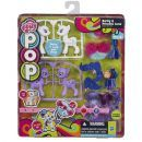 My Little Pony Pop Deluxe Style Kit - Rarity a Princess Luna 3