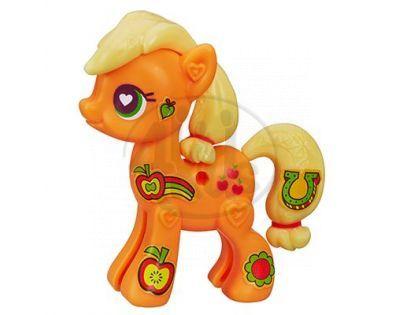 My Little Pony Pop Poník s doplňky na vycházku - Applejack
