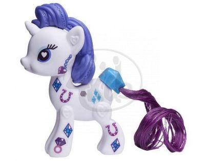 My Little Pony Pop Poník s doplňky na vycházku - Rarity