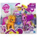 My Little Pony Princezna s kamarádkou a doplňky - Cadance a Applejack 2