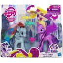My Little Pony Princezna s kamarádkou a doplňky - Twilight Sparkle a Rainbow Dash 2