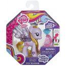 My Little Pony Průhledný poník s třpytkami a doplňkem - Lily Blossom 2