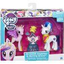My Little Pony Set 2 poníků s doplňky Princess Cadance a Shining Armor 2