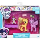 My Little Pony Set 2 poníků s doplňky Princess Twilight Sparkle a Applejack 2