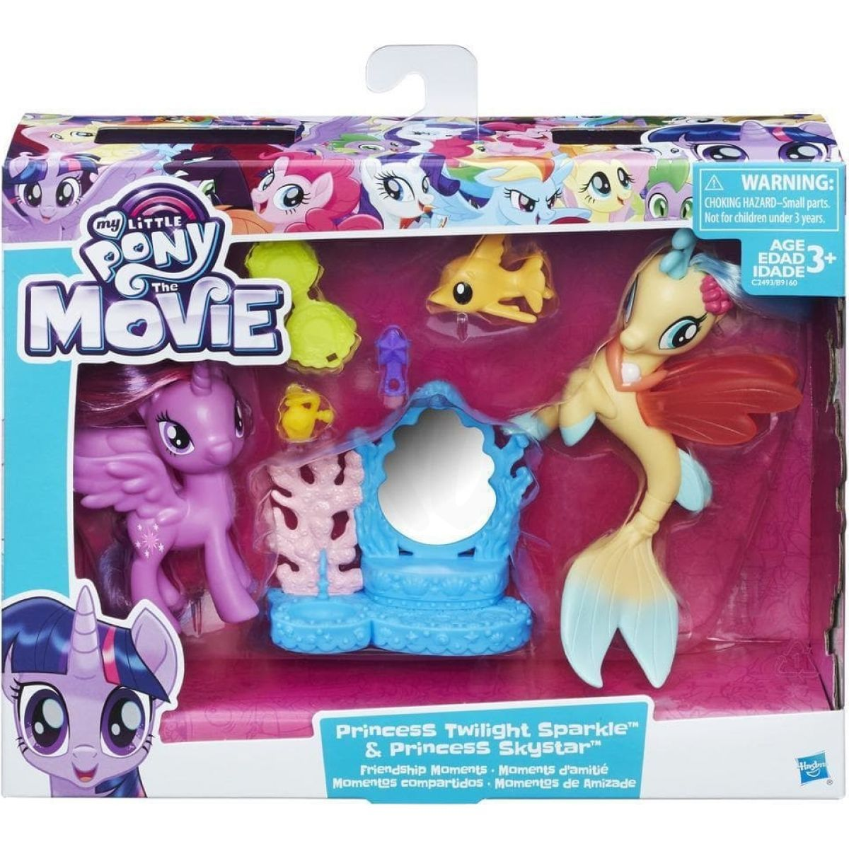 My Little Pony Set 2 Pon 237 Ků S Doplňky Princess Twilight