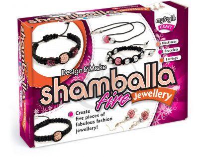 MyStyle - Shamballa ohnivé šperky (ALLTOYS 400057)