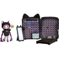 Na! Na! Na! Surprise Batoh s překvapením 3 v 1 Černá kočička s panenkou z limitované edice