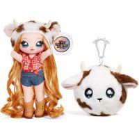 Na! Na! Na! Surprise Bábika v plyšovom zvieratku 2v1, séria 3 Annabelle Mooshe