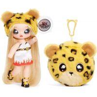 Na! Na! Na! Surprise Bábika v plyšovom zvieratku 2v1, séria 3 Jennel Jaguar