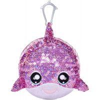 Na! Na! Na! Surprise Panenka ve třpytkovém zvířátku 2v1 Sparkle Dolphin 3